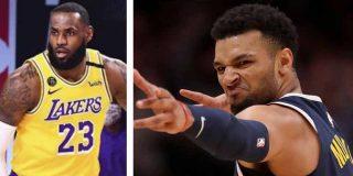 La venganza de Murray en la NBA: con esta salvajada 'entierra' a los Lakers y hace olvidar el triple doble de LeBron