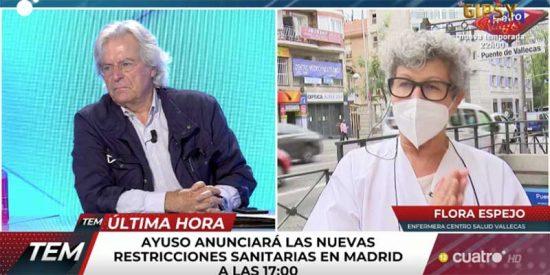 """Nart: """"Iglesias no iría a la manifestación de Vallecas: fue su vecino pero ahora vive en un chalet de lujo"""""""