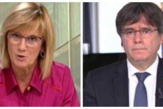 El Quilombo / Gemma Nierga lloró por Ernest Lluch y ahora llora por el golpista fugado Puigdemont, socio de los herederos de la ETA