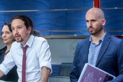 El peligroso 'gurú' de Podemos para los PGE: un fanático de los impuestos y de la 'cacería' de ricos