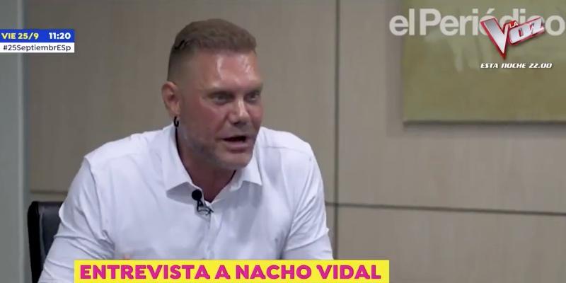 """Nacho Vidal rompe el silencio sobre su imputación en el homicidio del fotógrafo: """"La medicina del sapo bufo no te mata, te mata otra cosa"""""""