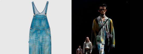 Gucci siembra la polémica al lanzar un peto con manchas de césped por 1.400 dólares