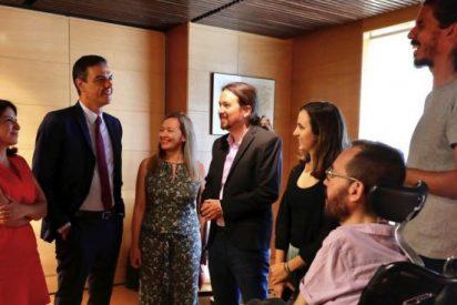 Letal denuncia interna en Podemos contra Iglesias y Echenique y salpicando a Sánchez