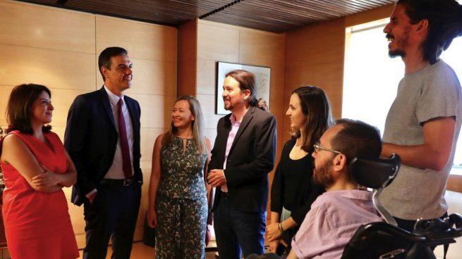 Letal denuncia interna en Podemos: lía el futuro judicial de Iglesias, acusa a Echenique y salpica a Sánchez