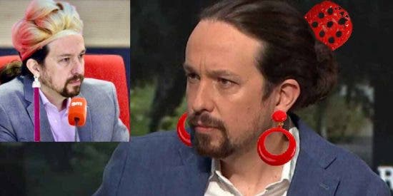 """Eduardo Inda: """"Además de un delincuente, eres un desahogado, Pablo Iglesias"""""""