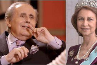 """Jaime Peñafiel saca a relucir la faceta más oculta de la hermana de la Reina Sofía: """"Era centro de atención de hombres muy conocidos"""""""