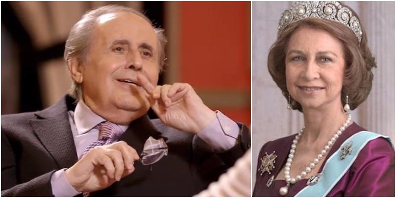 Peñafiel saca a relucir la faceta más oculta de la hermana de la Reina Sofía