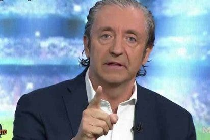 Pedrerol 'retrata' a Zidane por un grave error y lo remata comparándolo con Mourinho