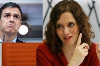 Ayuso acusa a Sánchez de fomentar en Madrid el rechazo a la vacuna: un 62% no acude a inmunizarse
