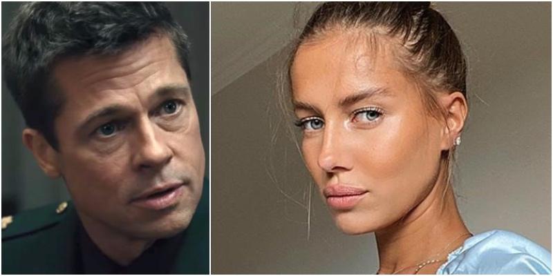 Un mensaje público de la novia de Brad Pitt desata la polémica: ¿Pulla a Angelina Jolie?