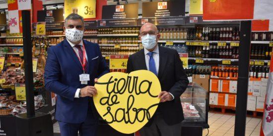 """Castilla y León incia la campaña """"El sabor de lo nuestro"""" para potenciar los productos de Tierra de Sabor"""