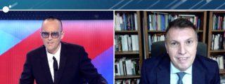 """El Quilombo / Risto Mejide y el 'juez antisistema' de laSexta blanquean la okupación porque genera miedo: """"¡Es mentira que se haya disparado!"""""""
