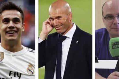 ¿Reguilón, Mendy o Marcelo?: MisterChip la lía con un tuit en el que 'sepulta' la decisión de Zidane