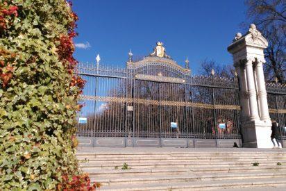 Madrid cierra los 3.800 parques y zonas verdes por la noche