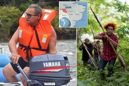 Experto en tribus y defensor de indigenas es asesinado de un flechazo por los indios del Amazonas