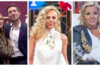 El hundimiento de Antonio David Flores y su hija: nueva demanda de Rocío Carrasco y Carmen Borrego les apalea
