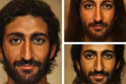 Milagro virtual: Un fotógrafo recrea con inteligencia artificial el rostro de Jesucristo