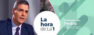 Moncloa 'tutela' el estreno de 'La Hora de La 1' (RTVE) con una entrevista a Pedro Sánchez