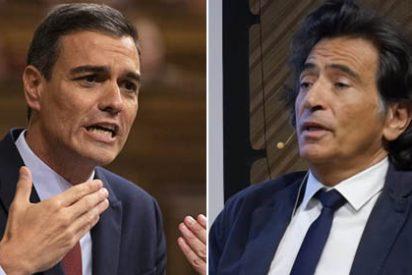 """Espada cree que el pésame de Sánchez es una impostura: """"Él desprecia a las víctimas y a los asesinos"""""""