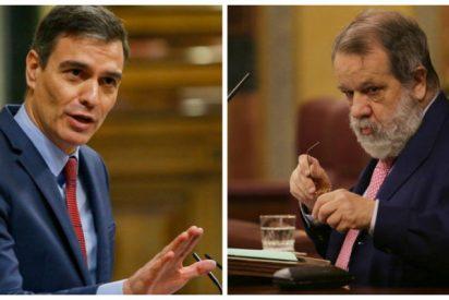 Fernández Marugán, el Defensor del Pueblo que transmutó en fiel servidor del Gobierno Sánchez