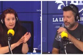 """'La lengua moderna... y despreciable' de Quequé y una colaboradora de la SER: """"Las ecografías de bebés en 3D son ñordos, pocos abortos hay"""""""