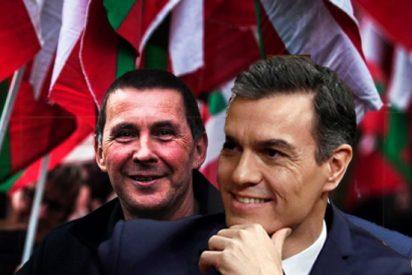 Las tres humillaciones del PSOE ante Bildu por el suicidio de un etarra en prisión