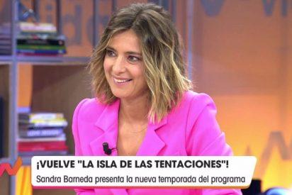"""'La isla de las tentaciones' ya está aquí: Sandra Barneda revela los detalles más duros y """"brutales"""" que nos harán temblar"""