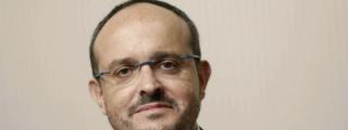 """Entrevista a Alejandro Fernández (PP de Cataluña): """"El 'procés' ha mutado, ahora su objetivo es acabar con la Monarquía española"""""""