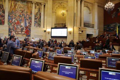 El Senado de Colombia suma, al menos, 13 positivos en COVID-19