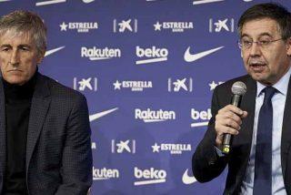 La ruina del Barça de Bartomeu: denunciado por no pagar el finiquito a Setién