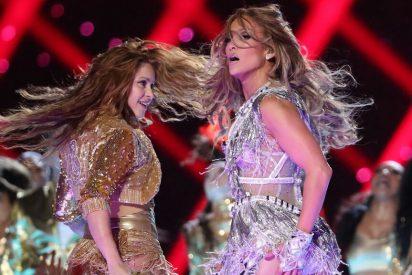 Shakira y Jennifer López conquistan un Emmy por su sensual actuación de la 'Super Bowl'
