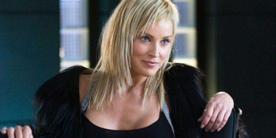 """Sharon Stone desvela qué actor le ha dado el mejor beso en la ficción: """"Le admiré durante toda mi carrera"""""""