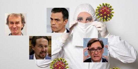 """La gran mentira del Gobierno PSOE-Podemos: """"24.000 españoles muertos y desaparecidos"""""""