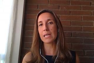 """Entrevista a la diputada Lorena Heras (PP): """"Celáa se lavó las manos y en Madrid nos tuvimos que buscar la vida para la vuelta al cole"""""""