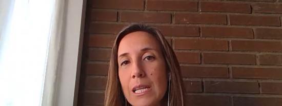 """Entrevista a Lorena Heras (PP): """"Celáa se lavó las manos y nos buscamos la vida para la vuelta al cole"""""""