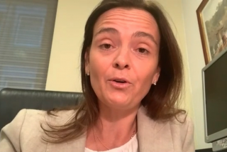 """Entrevista a la diputada Georgina Trías (VOX): """"Sánchez culpabilizará a las familias si la pandemia se descontrola en los colegios"""""""