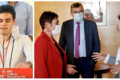 "El joven socialista que reventó a Carmen Calvo e Idoia Mendía: ""Debemos estar enfrente de cualquier intento por blanquear a Bildu"""