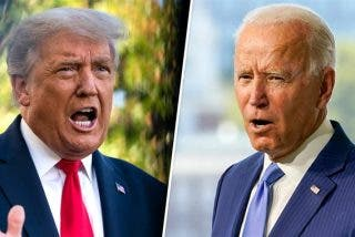 "Donald Trump a Joe Biden: ""Tu hijo es cocainómano"""