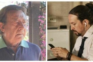 """Ussía: """"Lo de las balas recibidas por Marlaska e Iglesias es mentira, quien mata no adelanta sus intenciones"""""""