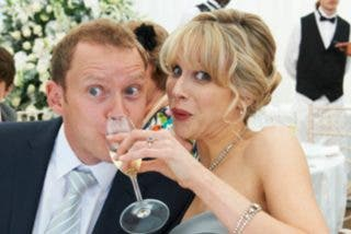 La boda termina en batalla campal con la novia a leche limpia con dos invitados borrachos