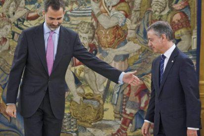El Rey Felipe, 'obligado' a terciar en el problema del País Vasco ante la incapacidad de Pedro Sánchez