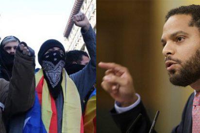 """VOX amenaza a la """"mafia separatista"""" de Cataluña: """"¡Vamos a por vosotros!"""""""
