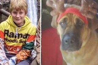La desgarradora historia de unniño de13 años que murió abrazando a su perro en el incendio de Oregon