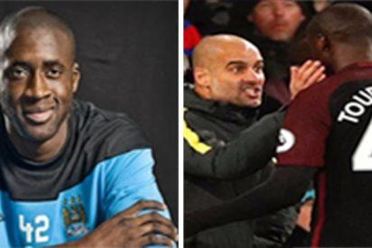 Tarjeta roja al ex barcelonista Touré: vetado de un partido benéfico tras sugerir contratar a 19 prostitutas