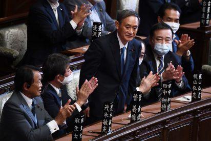 Yoshihide Suga, el nuevo primer ministro de Japón