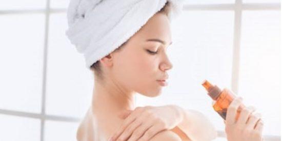 Beneficios del aceite seco o dry oil