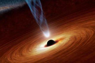 Hallan la primera tormenta gigantesca de agujeros negros