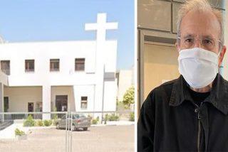 """Un joven con problemas mentales apuñala al párroco de Alcorcón:""""Me defendí como Bruce Lee con clériman"""""""
