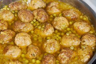 Exquisita receta de albóndigas con mousse de pato