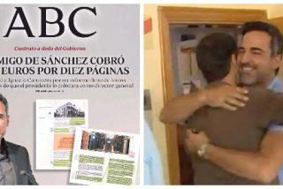 El ministerio de Ábalos pagó 18.000 euros al mejor amigo de Sánchez por un informe de diez páginas
